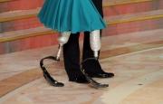 Foto/IPP/Gioia Botteghi 15/11/2014 Roma Puntata di Ballando con le stelle, nella foto: Giusy Versace con gli Swarowski nelle protesi