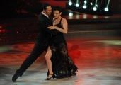Foto/IPP/Gioia Botteghi 15/11/2014 Roma Puntata di Ballando con le stelle, nella foto: Arisa Pablo Mojano