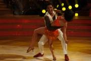 Foto/IPP/Gioia Botteghi 04/10/2014 Roma Ballando con le stelle, nella foto: Anrew Howe Sara Di Vaira