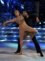Foto/IPP/Gioia Botteghi 04/10/2014 Roma Ballando con le stelle, nella foto: Katherine Kelly Lang, Simone Di Pasquale