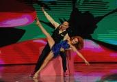 Foto/IPP/Gioia Botteghi 04/10/2014 Roma Ballando con le stelle, nella foto: Enzo Miccio , Alessandra Tripoli