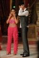 Foto/IPP/Gioia Botteghi 04/10/2014 Roma Ballando con le stelle, nella foto: Giusy Versace, Raimondo Todaro le lacrime