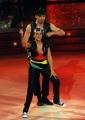 Foto/IPP/Gioia Botteghi 06/12/2014 Roma Finale di Ballando con le stelle , i vincitori Giusy Versace e Raimondo Todaro