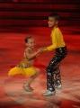 Foto/IPP/Gioia Botteghi 01/11/2014 Roma Ballando con le stelle , nella foto Juan Felipe e Beverly