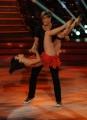 Foto/IPP/Gioia Botteghi 01/11/2014 Roma Ballando con le stelle , nella foto Valerio Aspromonte Ekaterina Vaganova