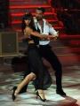 Foto/IPP/Gioia Botteghi 01/11/2014 Roma Ballando con le stelle , nella foto Andrew Howe Sara Di Vaira