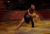 Foto/IPP/Gioia Botteghi 01/11/2014 Roma Ballando con le stelle , nella foto Tony Colombo Anastasia Kuzmina