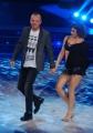 Foto/IPP/Gioia Botteghi 01/11/2014 Roma Ballando con le stelle , nella foto Gigi D'Alessio Elena Coniglio