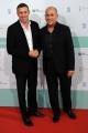 Foto/IPP/Gioia Botteghi 10/06/2014 Roma premio David di Donatello Ferzan Ozpetek con il compagno