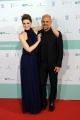 Foto/IPP/Gioia Botteghi 10/06/2014 Roma premio David di Donatello Paola Cortellesi con il marito