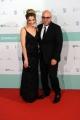 Foto/IPP/Gioia Botteghi 10/06/2014 Roma premio David di Donatello Paolo Virzì con la moglie