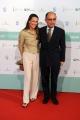 Foto/IPP/Gioia Botteghi 10/06/2014 Roma premio David di Donatello Giancarlo Leone con la moglie