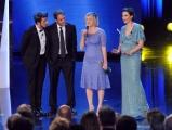 Foto/IPP/Gioia Botteghi 10/06/2014 Roma premio David di Donatello Valeria Bruni Tedeschi per la migliore attrice