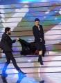 Foto/IPP/Gioia Botteghi 30/01/2015 Roma terza puntata di Forte forte forte, nella foto Asia Argento