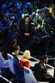 Foto/IPP/Gioia Botteghi 30/01/2015 Roma terza puntata di Forte forte forte, nella foto Bob Sinclar con la giuria