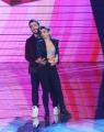 Foto/IPP/Gioia Botteghi 30/01/2015 Roma terza puntata di Forte forte forte, nella foto i concorrenti Federica e Igor
