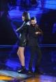 Foto/IPP/Gioia Botteghi 30/01/2015 Roma terza puntata di Forte forte forte, nella foto le concorrenti Daniel e Vincenzo