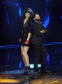 Foto/IPP/Gioia Botteghi 30/01/2015 Roma terza puntata di Forte forte forte, nella foto i concorrenti Daniel e Vincenzo