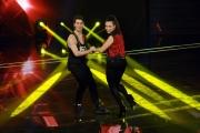 Foto/IPP/Gioia Botteghi 30/01/2015 Roma terza puntata di Forte forte forte, nella foto i concorrenti Fidia e Pasquale
