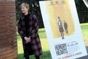 Foto/IPP/Gioia Botteghi 09/01/2015 Roma  presentazione del film HUNGRY HEARTS, nella foto Alba Rohrwacher
