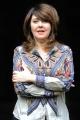 Foto/IPP/Gioia Botteghi 14/01/2015 Roma presentazione della fiction di rai uno L'angelo di Sarajevo, nella foto  Emanuela Grimalda
