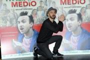 Foto/IPP/Gioia Botteghi 22/01/2015 Roma presentazione del film Italiano medio, nella foto il regista e attore protagonista MARCELLO MACCHIA in arte MACCIO CAPATONDA