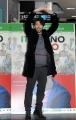 Foto/IPP/Gioia Botteghi 22/01/2015 Roma presentazione del film Italiano medio, nella foto  LUIGI LUCIANO in arte HERBERT BALLERINA