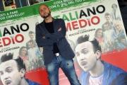 Foto/IPP/Gioia Botteghi 22/01/2015 Roma presentazione del film Italiano medio, nella foto ENRICO VENTI in arte IVO AVIDO
