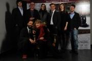 Foto/IPP/Gioia Botteghi 29/01/2015 Roma presentazione del film LEONI, nella foto Cast