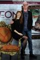 Foto/IPP/Gioia Botteghi 29/01/2015 Roma presentazione del film LEONI, nella foto il regista Pietro Parolin con Anna Dalton