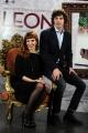 Foto/IPP/Gioia Botteghi 29/01/2015 Roma presentazione del film LEONI, nella foto Pirpaolo Spollon ed Anna Dalton