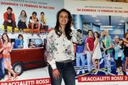 Foto/IPP/Gioia Botteghi 04/02/2015 Roma presentazione della fiction di rai uno Braccialetti rossi 2, nella foto: Angela Curri