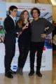 Foto/IPP/Gioia Botteghi 04/02/2015 Roma presentazione della fiction di rai uno Braccialetti rossi 2, nella foto: Aurora Ruffino, Carmine Buschini, Brando Pacitto