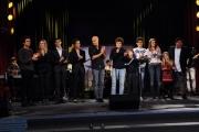Foto/IPP/Gioia Botteghi 04/02/2015 Roma presentazione della fiction di rai uno Braccialetti rossi 2, nella foto: Cast con presentazione delle canzoni