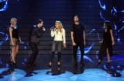Foto/IPP/Gioia Botteghi 20/02/2015 Roma puntata di forte forte forte ospite Anastacia