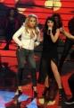 Foto/IPP/Gioia Botteghi 20/02/2015 Roma puntata di forte forte forte ospite Anastacia con Federica