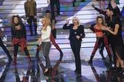 Foto/IPP/Gioia Botteghi 20/02/2015 Roma puntata di forte forte forte ospite Anastacia con Raffaella Carrà
