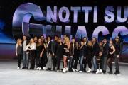 Foto/IPP/Gioia Botteghi 18/02/2015 Roma conferenza di presentazione dello show NOTTI SUL GHIACCIO, nella fototutti i protagonisti
