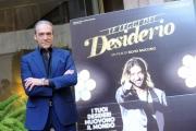 Foto/IPP/Gioia Botteghi 19/02/2015 Roma conferenza di presentazione dell film LE LEGGI DEL DESIDERIO, nella foto: Luca Ward