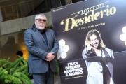 Foto/IPP/Gioia Botteghi 19/02/2015 Roma conferenza di presentazione dell film LE LEGGI DEL DESIDERIO, nella foto:  Maurizio Mattioli