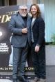 Foto/IPP/Gioia Botteghi 19/02/2015 Roma conferenza di presentazione dell film LE LEGGI DEL DESIDERIO, nella foto: Silvio Muccino con Maurizio Mattioli