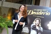Foto/IPP/Gioia Botteghi 19/02/2015 Roma conferenza di presentazione dell film LE LEGGI DEL DESIDERIO, nella foto: Carla Signoris
