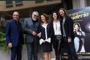 Foto/IPP/Gioia Botteghi 19/02/2015 Roma conferenza di presentazione dell film LE LEGGI DEL DESIDERIO, nella foto: il cast