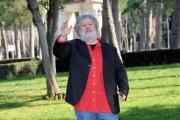 Foto/IPP/Gioia Botteghi 20/02/2015 Roma. Presentazione del film Meraviglioso Boccaccio. Nella foto Lello Arena