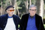 Foto/IPP/Gioia Botteghi 20/02/2015 Roma. Presentazione del film Meraviglioso Boccaccio. Nella foto i registi, i fratelli Paolo e Vittorio Taviani