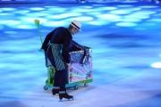 Foto/IPP/Gioia Botteghi 28/02/2015 Roma seconda puntata di Notti sul ghiaccio, nella foto: Emanuele Filiberto Di Savoia