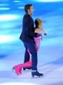 Foto/IPP/Gioia Botteghi 28/02/2015 Roma seconda puntata di Notti sul ghiaccio, nella foto: Emanuele Filiberto Di Savoia e Jennifer Wester