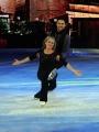 Foto/IPP/Gioia Botteghi 28/02/2015 Roma seconda puntata di Notti sul ghiaccio, nella foto: Fedrica Sciarelli