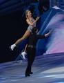 Foto/IPP/Gioia Botteghi 28/02/2015 Roma seconda puntata di Notti sul ghiaccio, nella foto: Clara Alonso e Marco Garavaglia