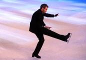Foto/IPP/Gioia Botteghi 28/02/2015 Roma seconda puntata di Notti sul ghiaccio, nella foto: Giorgio Borghetti